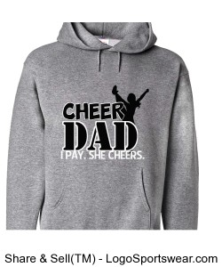 i pay she cheers (gray) Design Zoom